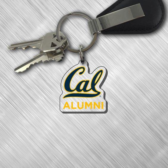 Key Tag Cal Alumni