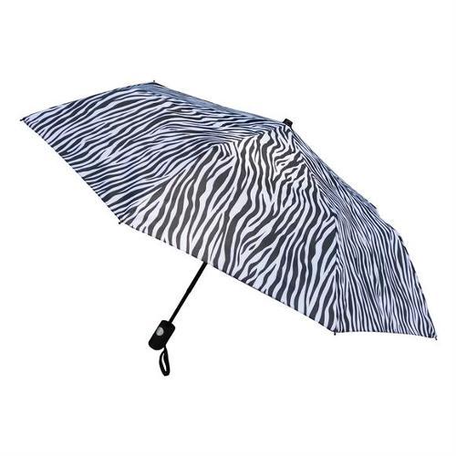 Arkansas Razorbacks 42 inch Animal Print Folding Umbrella