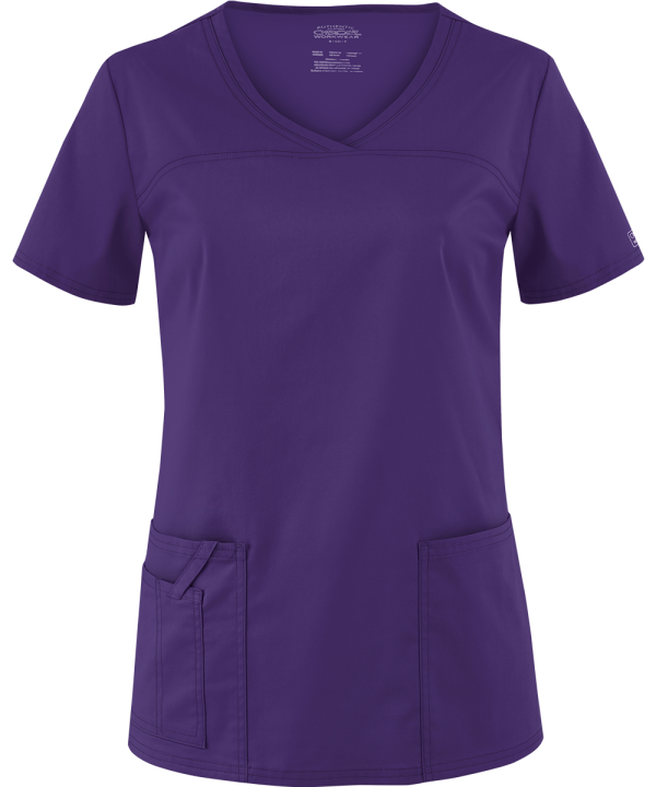 Cherokee Women's Scrub Top